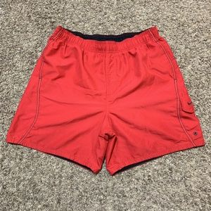 Nike Mesh Lined Cargo Swim Trunks Men's XL